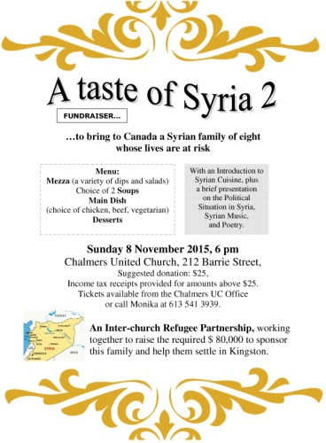 syria2dinner